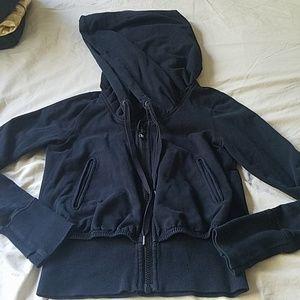 Gently Used Lululemon Short Zipper Hoodie Size 4
